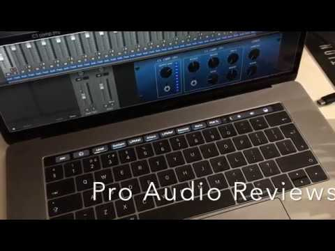 The New MacBook Pro Touch Bar - What is it Like for Music Production?