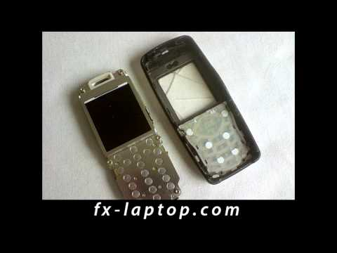 Disassembly Sagem MYV 55 - Battery Glass Screen Replacement