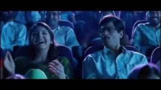 محمود العسيلي مش زي الأفلام   Shahrukh Khan   Rab ne bana di jodi