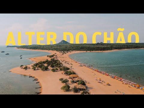 O CARIBE AMAZÔNICO | Alter do Chão - Santarém | Pará