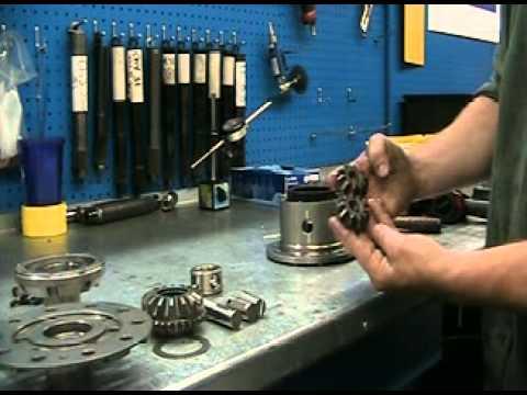 Yukon Zip Locker Testing - against 5 Diff company 4340 Axles