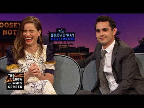 Childhood Crushes w/ Max Minghella & Amanda Peet