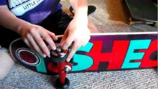 My New Plan B Skateboard Setup
