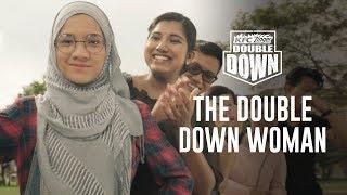 Video Ep. 1: Double Down Woman vs Queue-Cutter download MP3, 3GP, MP4, WEBM, AVI, FLV Agustus 2017