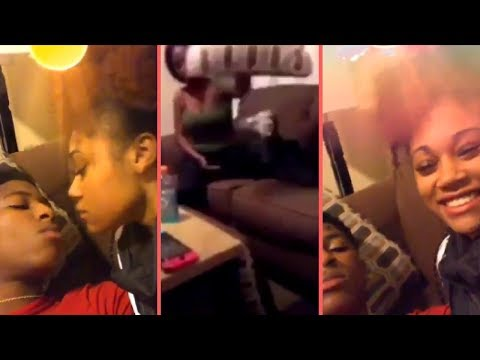 NBA YoungBoy Back With Jania Clowning His Baby Mother YoungBoy Goes Off On His BM!