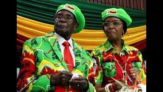 ZANU-PF says leaders plan to fire Mugabe thumbnail