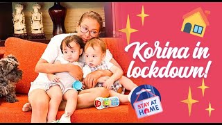 Korina in Lockdown