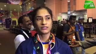 विनेश फोगाट: मेरी तैयारी परफेक्ट थी | Sports Tak
