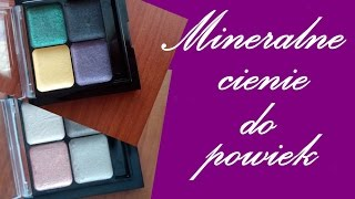 DIY Mineralne cienie do powiek  Mineral Eyeshadows Homemade