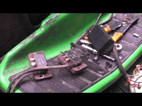 EASY WIRING a RIDING LAWNMOWER HOW TO WIRE your RIDING | Doovi