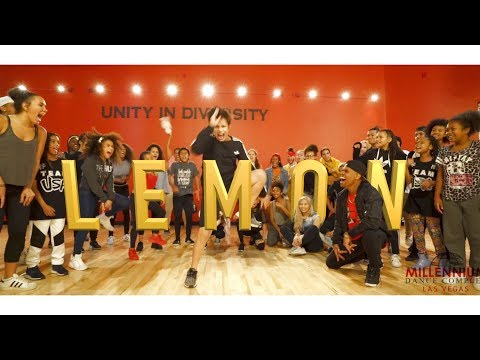"N.E.R.D & Rihanna - "" Lemon"" 