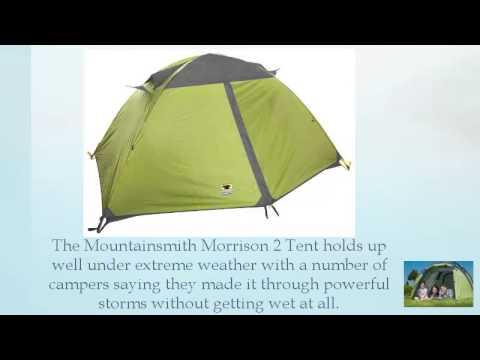 Mountainsmith Morrison 2 Tent & Mountainsmith Morrison 2 Tent - YouTube