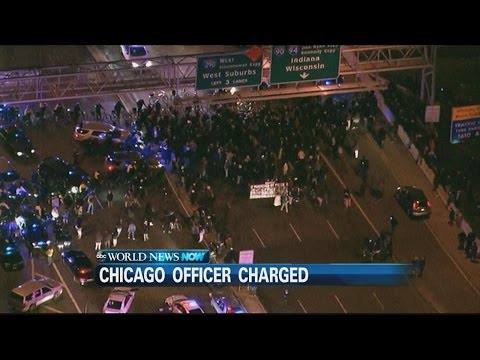 Chicago Protesters March As Video of Shooting Emerges  | ABC News