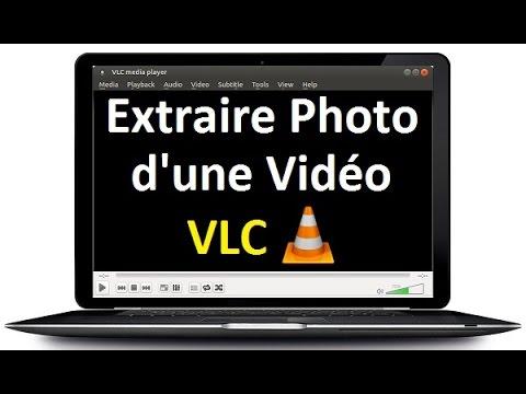 Comment tirer une photo a partir d'une video