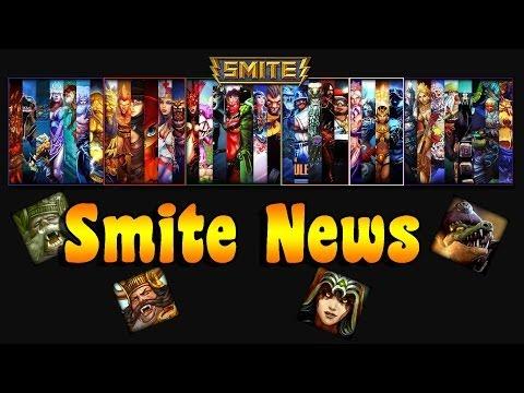 Smite News! (Datamining and OSIRIS!)