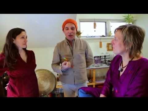Sound Healing w/ Lea and Philippe Garnier