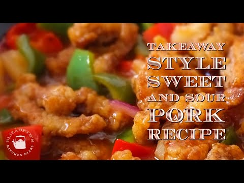 How to make takeaway-style sweet and sour pork