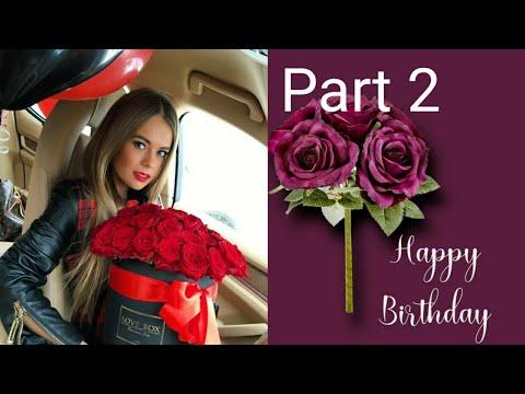Fazza Birthday Part 2  fazza friends  bouquet flowers