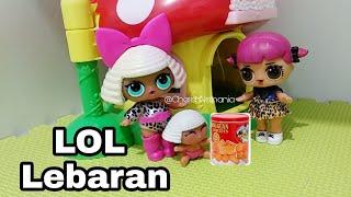LOL Surprise Lebaran Silaturahmi Dengan Teman Lama - Cerita Mainan Anak Pendek Lucu - Toys Story