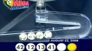 I almost won the Mega Millions jackpot! - August 22 2008