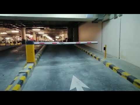 Dashou Gate Barrier Installed at VDD Hotel Downtown Dubai