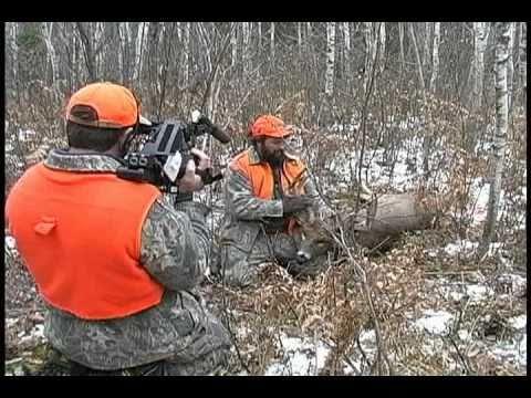 Filming The Benoits