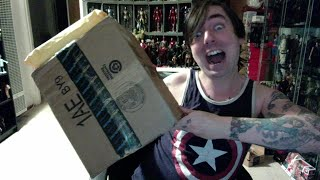 Live From My Collection Room It's An Unboxing From DareDevil19 & David Hale!