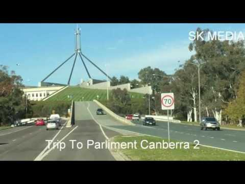 SK Media Report By Mr Trip To Parliament Canberra music 2