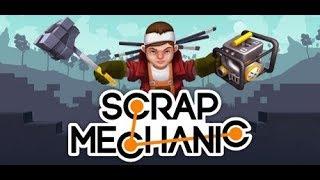 Фото Как Установить скин на Scrap Mechanic