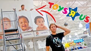TOYS R US HIDE AND SEEK
