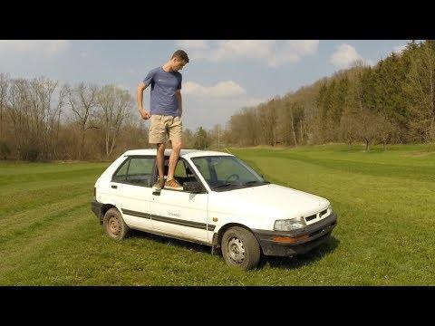Projektvorstellung Subaru Justy