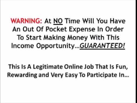 Legitimate Work From Home Jobs Free To Start With Income Proof 2018
