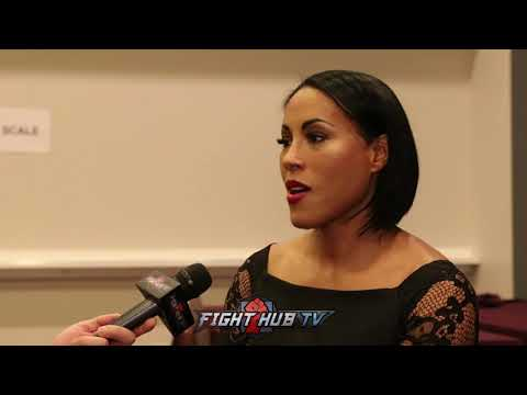 Undisputed champ Cecilia Braekhus in depth on US debut, fighting Cris Cyborg & womens boxing growth