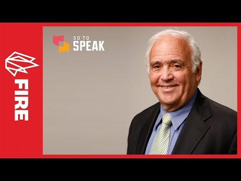 So to Speak podcast: Free Speech Profiles: Attorney Martin Garbus