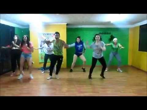 Traketeo - Nene malo (coreografia sandunga fitness)