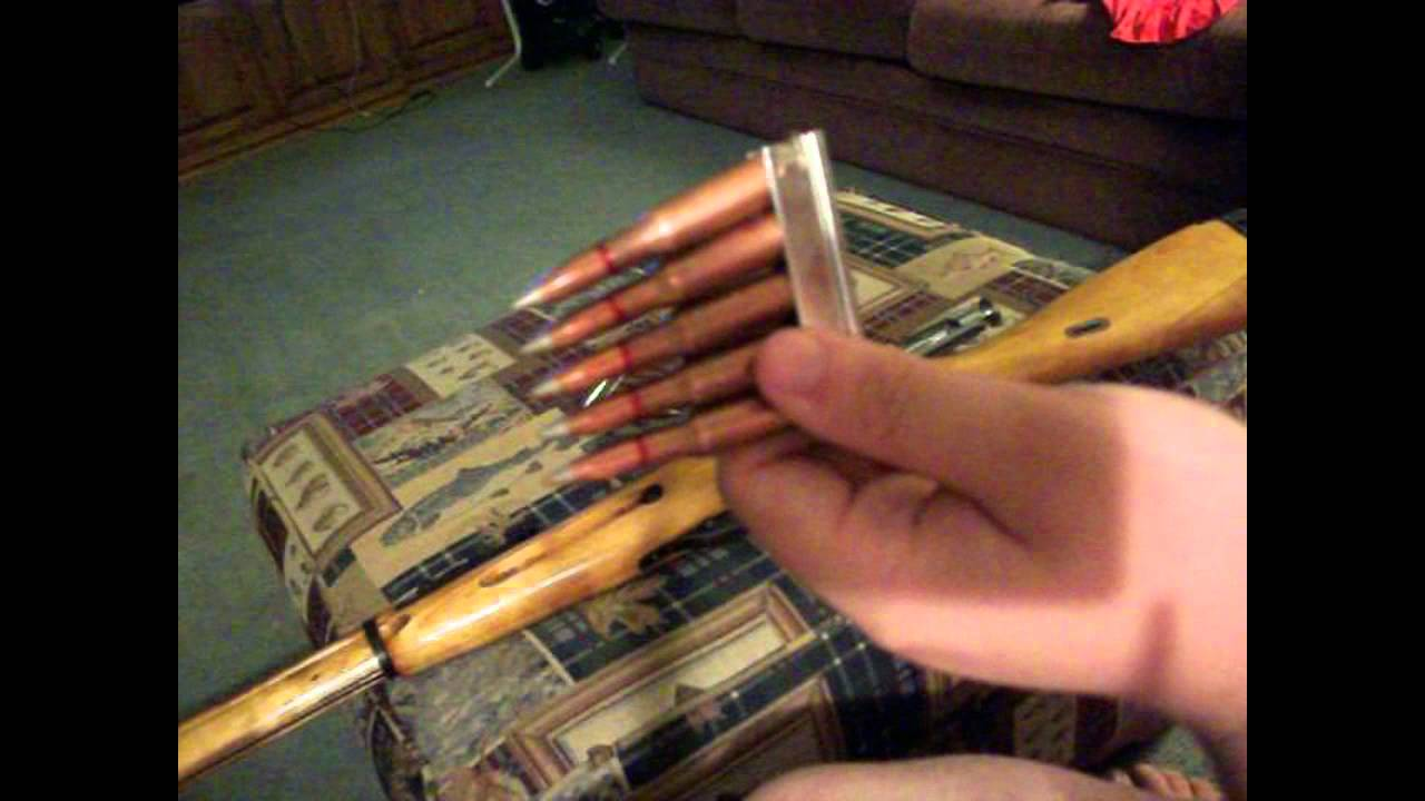 how to use mosin nagant stripper clips youtube