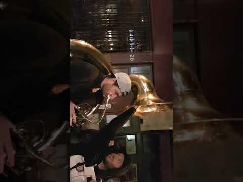 Brass Délirium - Bordeaux chez Darnauzan - intro + Radio Vidéo