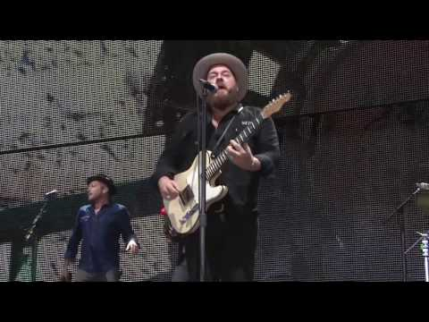 Nathaniel Rateliff & The Night Sweats –Trying So Hard Not to Know (Live at Farm Aid 2016)