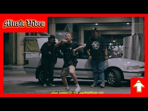 LICO - WARZONE (Official Music Video) Hiphop Indonesia 2017