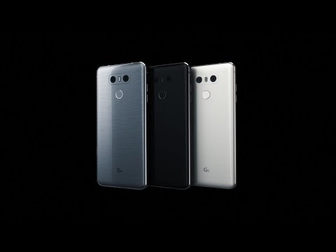 LG G6 : Design Video