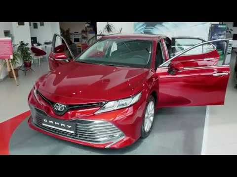 «Toyota Camry» Review