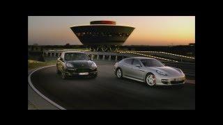 Imagefilm Porsche Leipzig