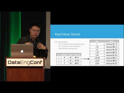 Interactive Exploratory Analytics with Druid | DataEngConf SF '17