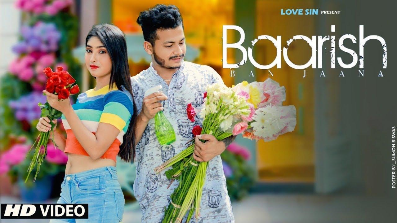 Baarish Ban Jaana || Sweet  love story || Ft.Ripon & Priyasmita  || Love sin present