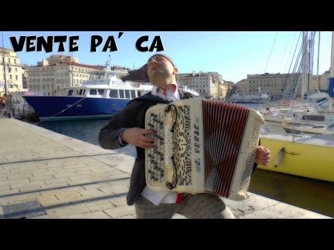VENTE PA' CA - fisarmonica moderna - MIMMO MIRABELLI [Marsiglia]