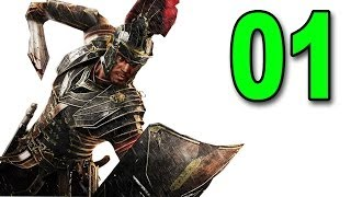 Ryse: Son of Rome Multiplayer - Part 1 (Let