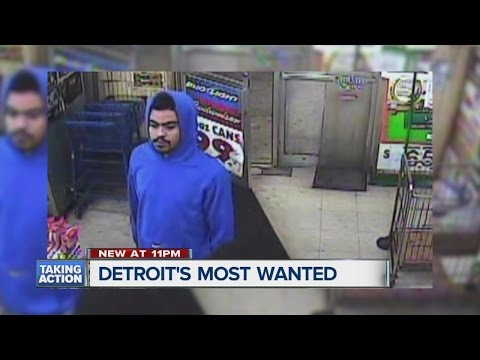 U.S. Marshals offer reward for Detroit's Most Wanted Martin Jones