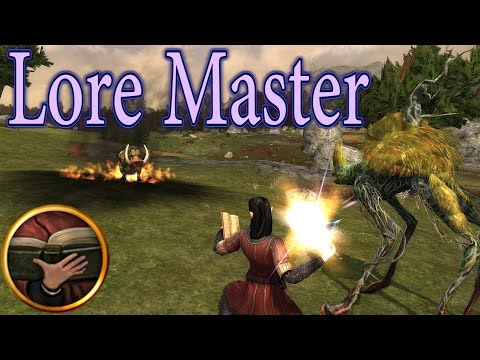 LOTRO: Lore Master Gameplay 2016 – Lord of the Rings Online | 2016 Gameplay