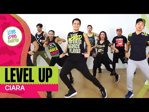 Level Up by Ciara | Live Love Party™ | Zumba® | Dance Challenge