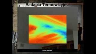 Badania Termowizyjne Termowizja Błędy Wykonawcze Poddasza